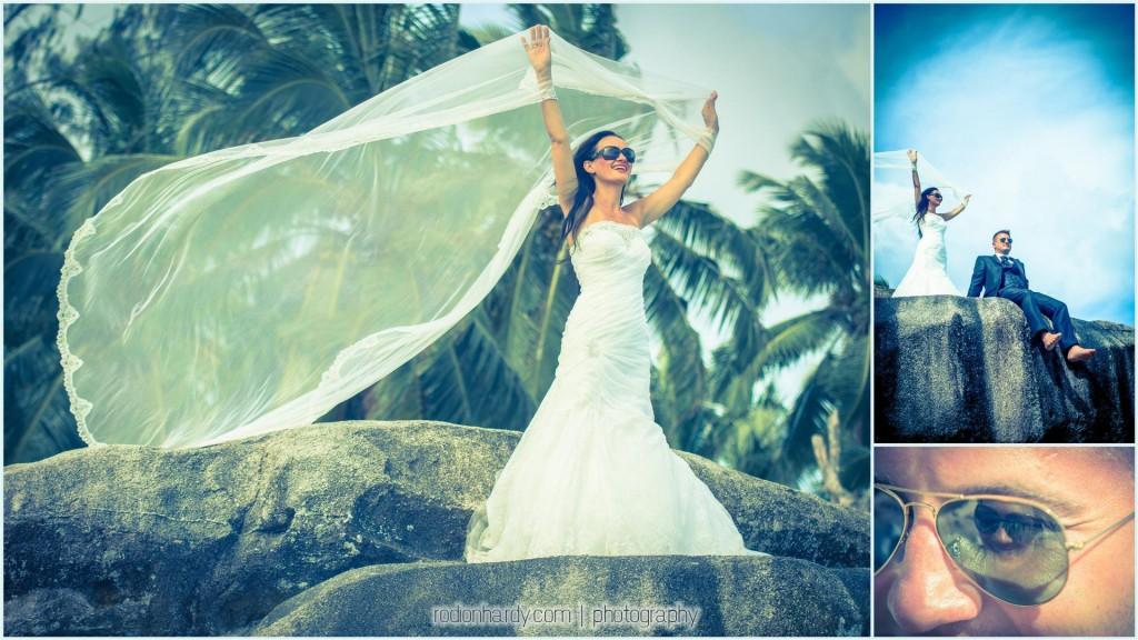 fotograf für strandhochzeit seychellen