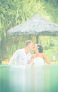 Honeymooners at Kempinski Resort Seychelles