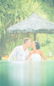 Flitterwochen im Kempinski Resort Seychellen